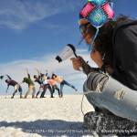 ボリビア:ウユニ】世界で一番行きたかった場所~観光+トリック写真編