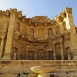 ヨルダン:ジャラシュ】ヨルダンで2番目に人気の観光地