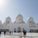UAE:アブダビ】必見!めちゃ美しいグランド・モスク!!