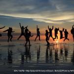 ボリビア:ウユニ】世界で一番行きたかった場所~夕陽編