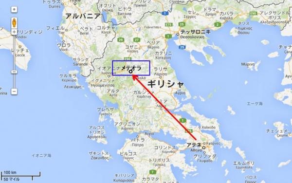 Meteora_map