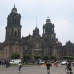 メキシコ:メキシコシティ】ソカロ広場周辺の歴史地区散策