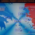 トルコ⇒ギリシャ・アテネへの船での行き方と注意点