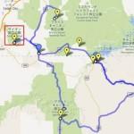 アメリカ:グランドサークル】ナローズを歩く~ザイオン国立公園